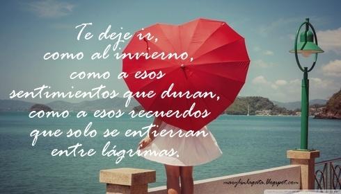 Cartas de Amor, Despedidas, Pensamientos de tristeza, Extraño, Olvido, Ojos, Felicidad, Después, desilusión, Momentos de la vida,
