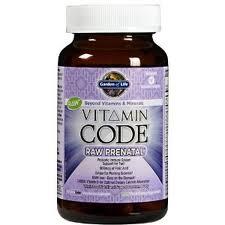 Crunchy Cheats: Natural Prenatal Vitamin Options