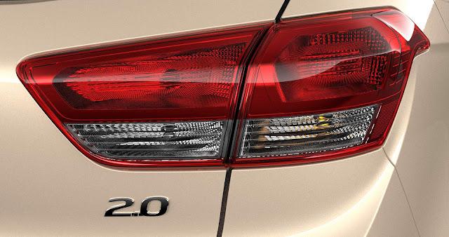 Hyundai Creta terá versões 1.6 e 2.0 no Brasil