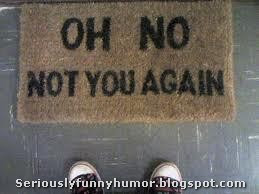 oh-no-not-you-again-doormat