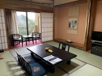 川浦温泉 10畳和室