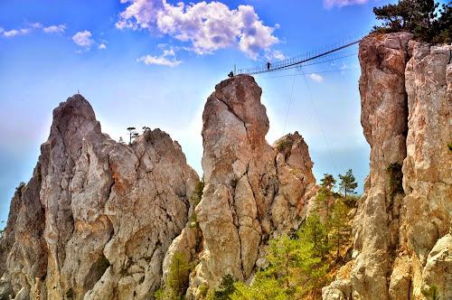 Mounte Ai-Petry - Crimea - Ucrânia