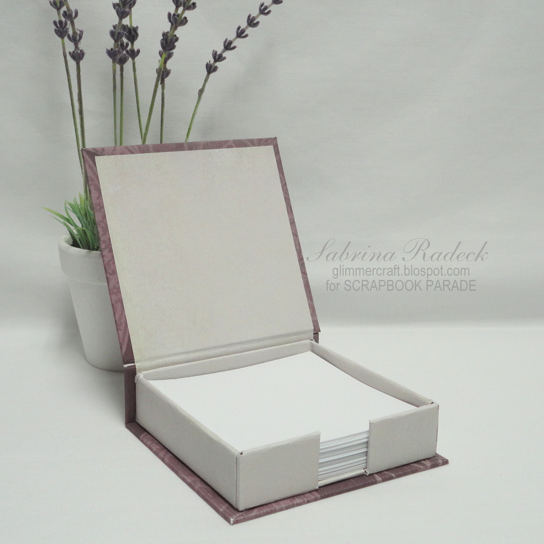 Desk Top Set S Paper Note Keeper