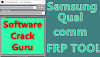 Samsung QC FRP Tool By GSM Sulteng Free Download - 2021