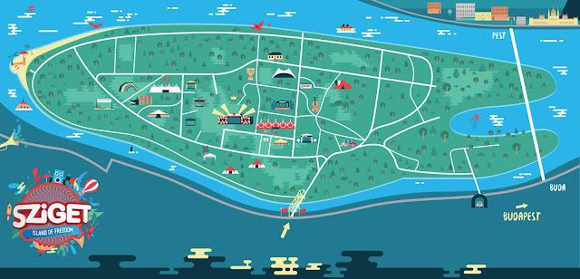 sziget festivali harita