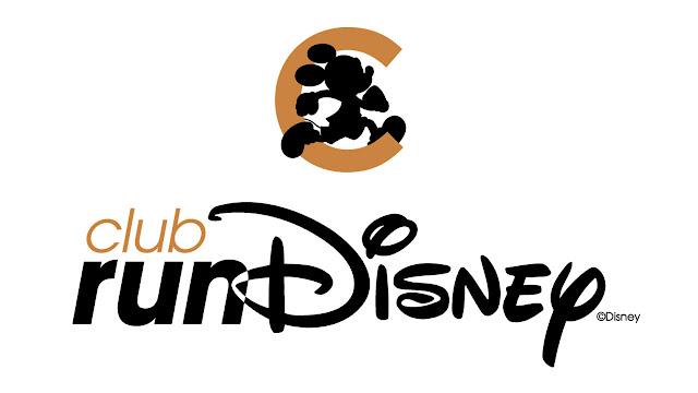 Club RunDisney Logo Disney