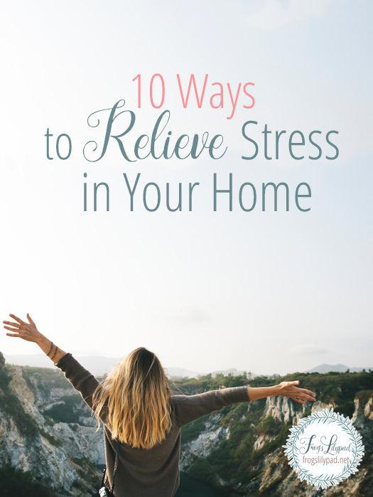 A happy home is a healthy home. Stress causes a lot of problems and the home should not be full of it. Ways To Relieve Stress In The Home.