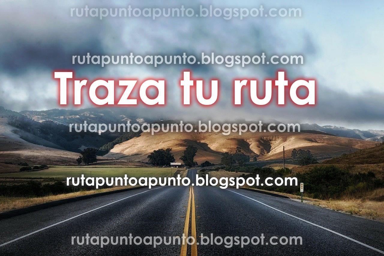 Mappir Traza tu ruta Consulta gasto de Gasolina y Consumo de Combustible en mapas de Carreteras en Mexico