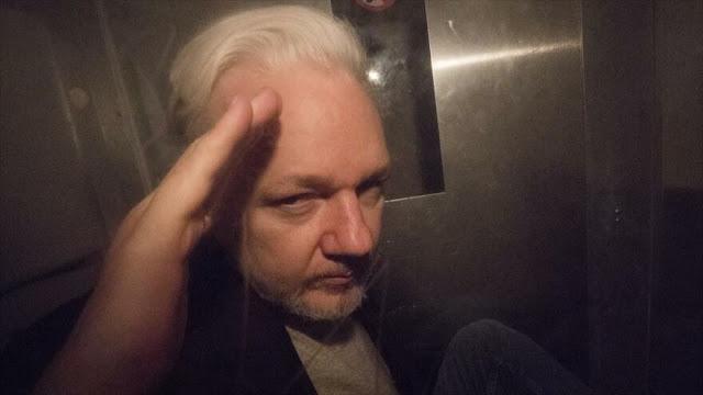El Reino Unido aprueba extradición de Assange a EEUU