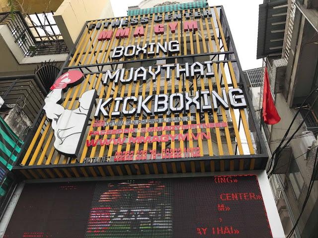 Phòng tập Đẳng cấp giá rẻ uy tín MMA Gym Fitness Center đã có mặt tại quận 5 thành phố hồ Chí Minh