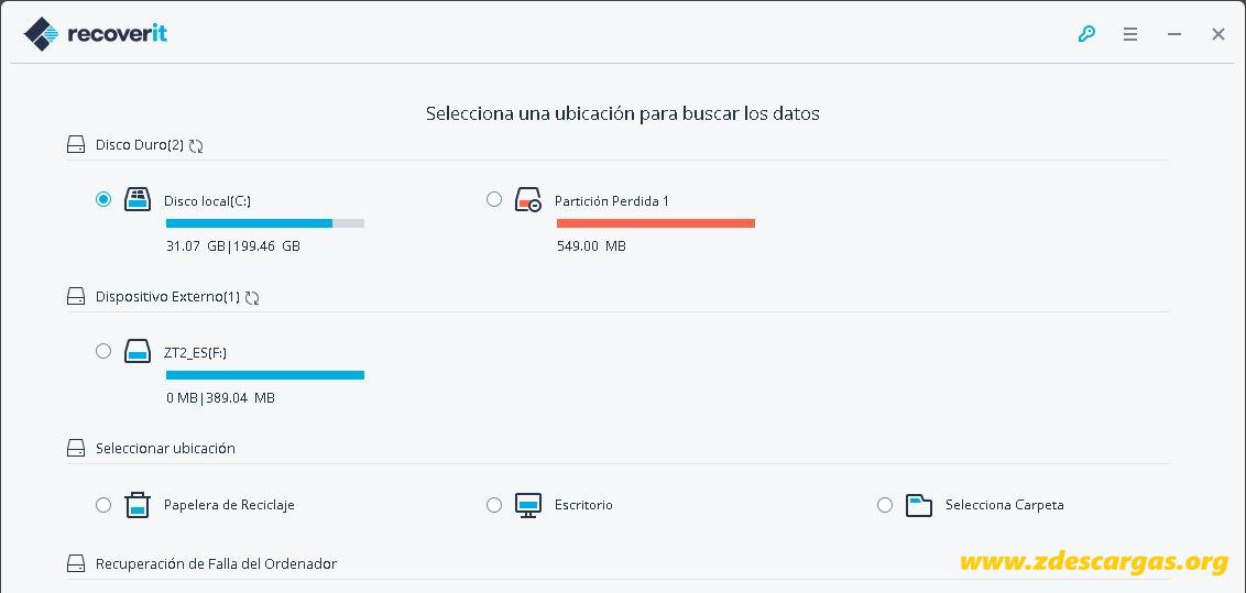 Wondershare Recoverit Ultimate Full Español