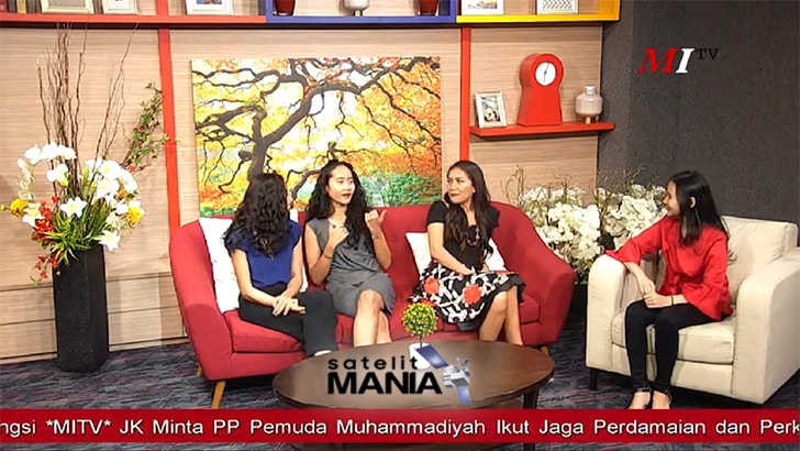 Channel Terbaru Mata Indonesia TV di Ninmedia