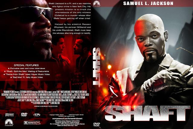 Shaft (2000) DVD Cover