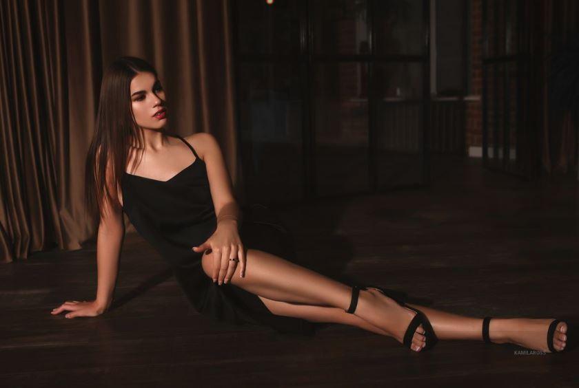 KamilaRoss Model GlamourCams