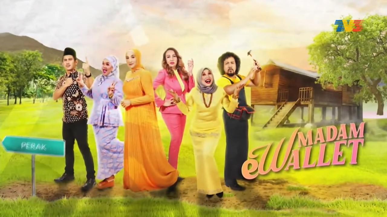 Saksikan Drama Madam E Wallet Di TV3 (Drama Pukul 6)