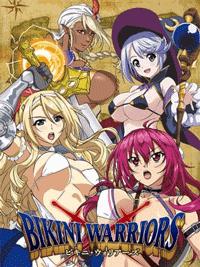 جميع حلقات الأنمي Bikini Warriors مترجم