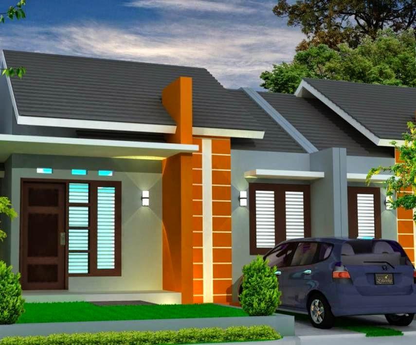 Kumpulan Contoh Gambar Rumah Minimalis Modern Sederhana Terbaru 2014 Desain Model Contoh Rumah Minimalis Sederhana Type 36