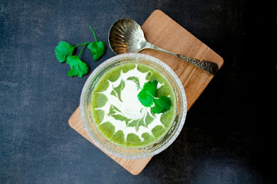 Easy Broccoli and Spinach Soup