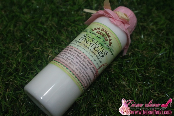 Royal Lotus Conditioner Lemongrass House