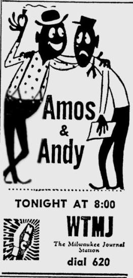 OTR Advertisements: Amos 'n' Andy (Rinso)
