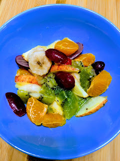 Fruit Salad, Yummy Yummy!