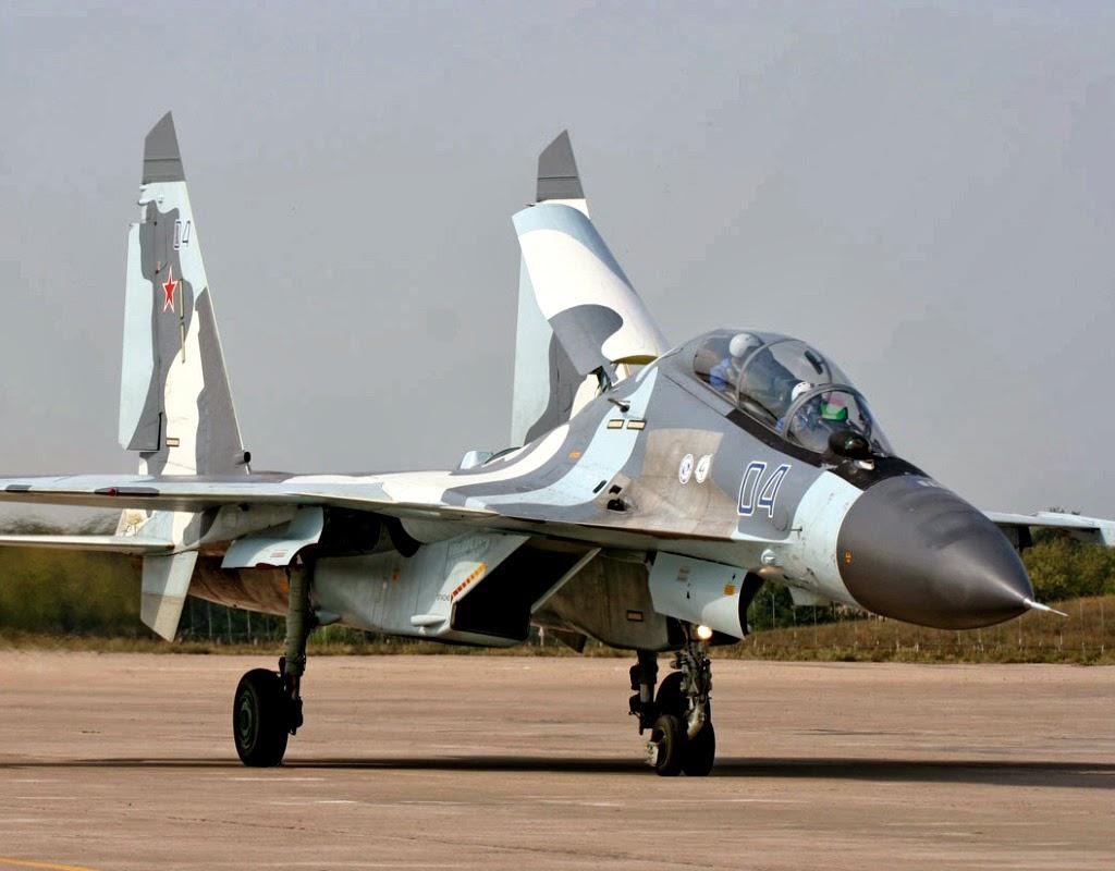 Su-35 Flanker E