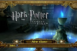 Harry Potter and the Goblet of Fire PS2 ISO