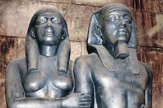 Imagem: Esfinge egípcia,  Africa