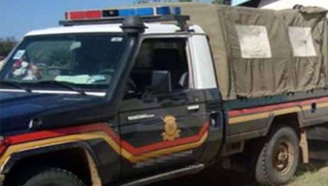 Police in Nyamira