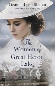 The Women of Great Heron Lake / Giveaway