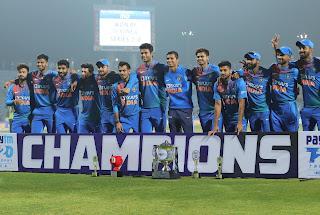 Sri Lanka tour of India 3-Match T20I Series 2020