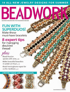 Beadwork Magazine Aug/Sep 2014