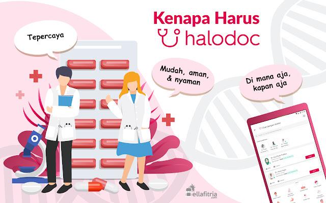 Kenapa Harus Halodoc Konsultasi Dokter