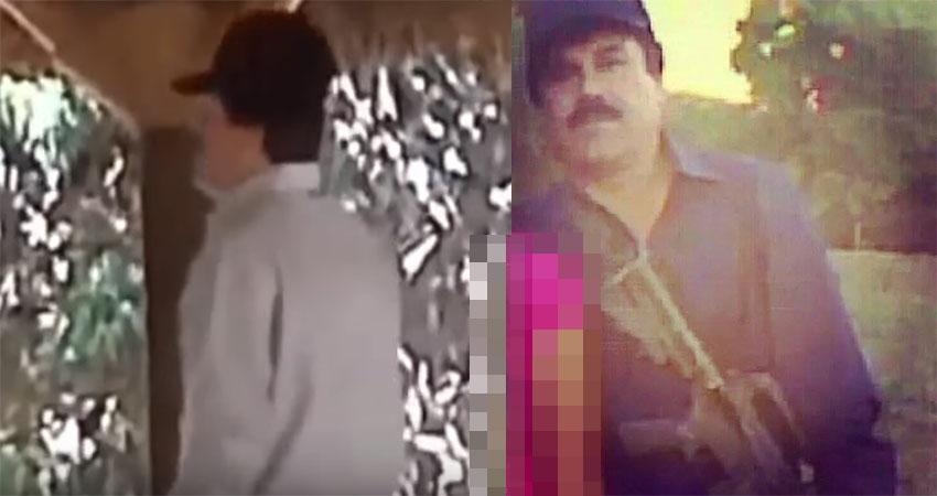 """VIDEO: Así interrogaba personalmente """"El Chapo"""" a sus rivales cuando inicio la guerra con los Beltrán Leyva"""