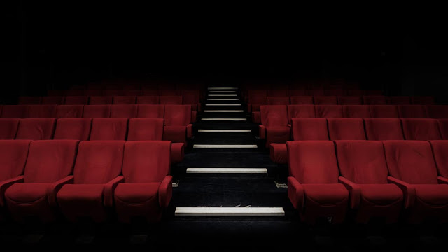 empty theater 2020