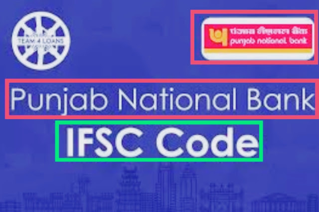 What is punjab national bank ifsc code
