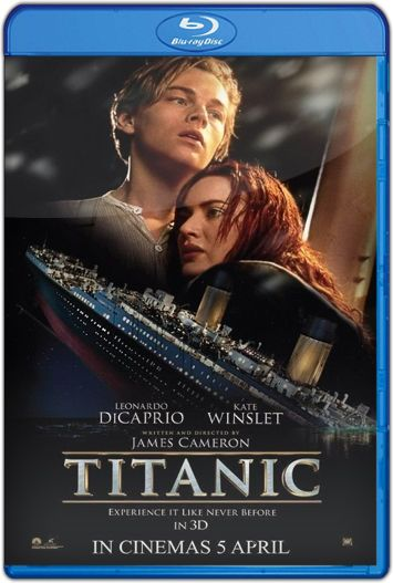 Titanic (1997) HD 1080p (Open Mate) Latino 5.1 Dual