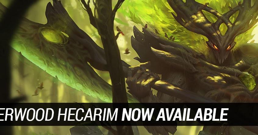 Surrender At 20 Elderwood Hecarim Now Available
