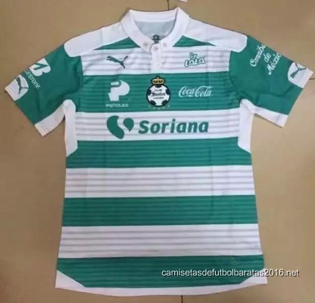 b4bffff384 Comprar replicas camisetas de fútbol baratas 2016   Camiseta Santos ...