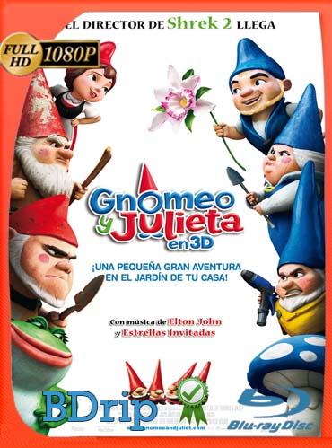 Gnomeo y Julieta (2011) BDRIP1080pLatino [GoogleDrive] SilvestreHD