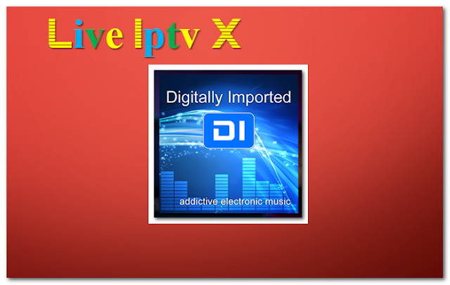 Digitally Imported music addon