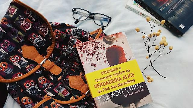 top livros, eu sou alice, melanie benjamin, livros, books, libros