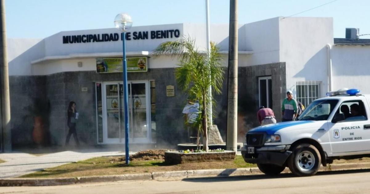 municipalidad de san benito