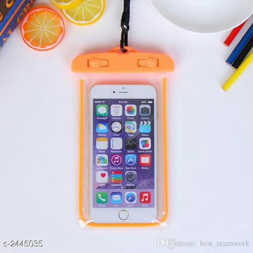 Lovely Waterproof Mobile Cover Pouch