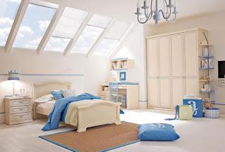 غرف نوم للأطفال مع افكار جديدة للحوائط