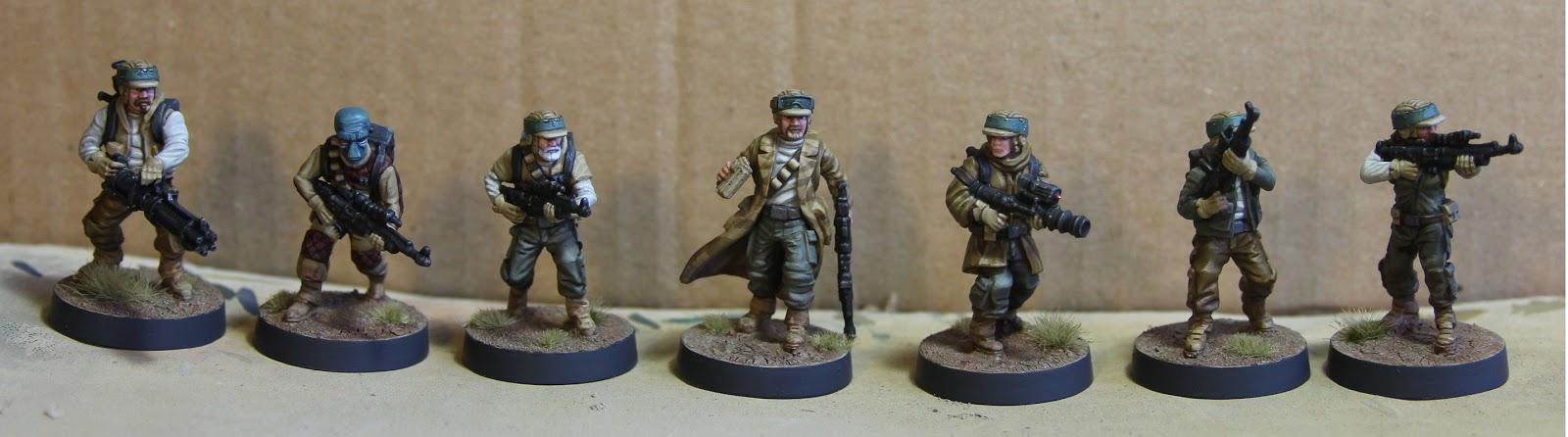 [Legion] Abregado Fusiliers - Fins Rebellen 1