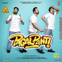 Pagalpanti First Look Poster 2