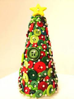 Serunya Cara Membuat Pohon Natal dari bahan Sederhana