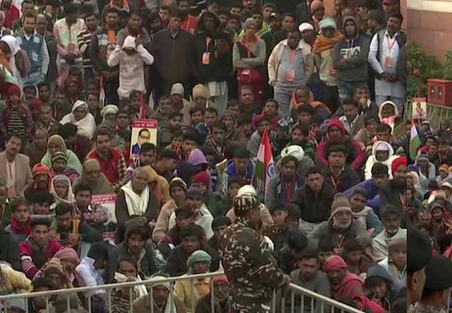 BJP headquarters, Pakistani refugees thank PM Narendra Modi, BJP president Amit Shah, JP Nadda, CAA, citizenship amendment act