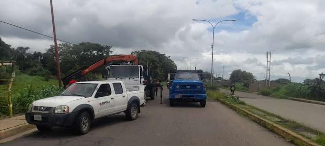 APURE: Sustituyen estructura eléctrica en población Arichuna de San Fernando.